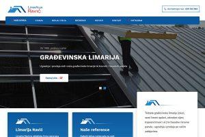 Nove web stranice www.limarijaravic.com